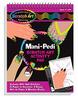 Scratch Art® Activity Pad - Mani-Pedi