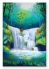 Woodland Waterfall Cardboard Jigsaw - 200 Pieces