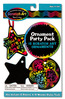 Scratch Art Party Pack - Ornaments