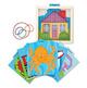 Stretch & Match Geoboard Toy