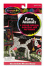 Scratch Art® Color-Reveal Pictures - Farm Animals