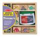 Dinosaur Stamp Set