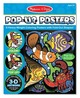 Pop-Up Posters: Animals - ON the GO Travel Activity