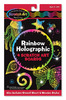 Scratch Art® Rainbow Holographic Pack