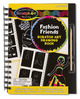 Scratch Art® Drawing Book - Fashion Friends