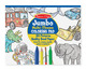 Jumbo Coloring Pad - Blue