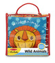 Soft Activity Book - Wild Animals