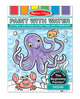Ocean Paint with Water Kids' Art Pad