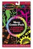 Scratch Art® Neon Combo 4-Pack