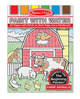 Farm Animals Paint with Water Kids' Art Pad