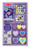 Decorate-your-own Heart Bead Set