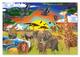 Safari Adventure Jigsaw Puzzle - 200 Pieces