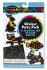 Scratch Art® Party Pack - Animal Stickers