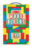 100 Piece Wood Blocks Set