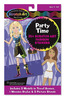 Scratch Art® Fashion Sticker Set - Party Time