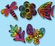 Scratch Art Nature Scratchin' Shapes Group Pack