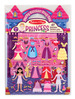 Puffy Stickers Play Set: Princess