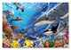 Living Ocean Cardboard Jigsaw - 200 Pieces