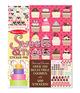 Sweets & Treats Stickers Pad