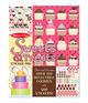 Sweets & Treats Stickers Pad