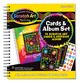 Scratch Art® Cards and Album Set