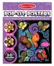 Pop-Up Posters: Garden- ON the GO Travel Activity