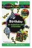 Scratch Art® Birthday Stickers