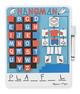 Flip-to-Win Hangman Travel Game