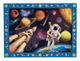 Space Mission Peel & Press Sticker by Numbers