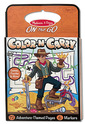 Color N Carry Travel Activity Book - Adventure
