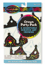 Scratch Art Party Pack - Crowns