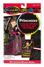 Scratch Art Color-Reveal Pictures -  Princesses