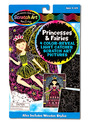 Scratch Art Color-Reveal Light Catcher Pictures - Princess & Fairy