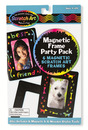 Scratch Art Party Pack - Magnetic Frames