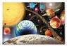 Solar System Floor Puzzle - 48 Pieces