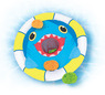 Spark Shark Floating Target Pool Game