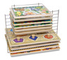 Deluxe Wire Puzzle Rack
