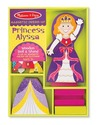 Princess Alyssa - Magnetic Dress Up