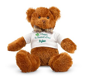 St. Patrick's Day Bear