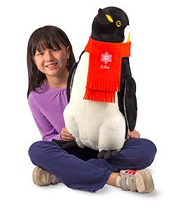 Penguin Giant Stuffed Animal