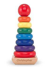 Rainbow Stacker Classic Toy