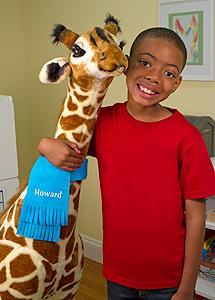 Giraffe Giant Stuffed Animal