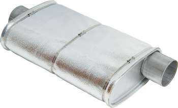 Kevlar Muffler Cover picture