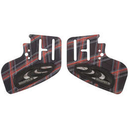 Empire E-Vent Ear Replacements - Plaid picture