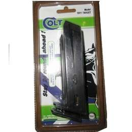 AIR SOFT ACCESSORIES / SPARE MAG FOR COLT - BLACK picture