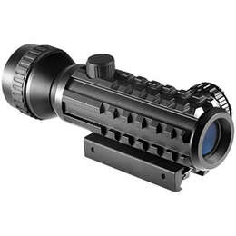 Barska 2x30mm Electro Sight picture