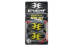Empire Goggle Lens Retainer Set - Yellow picture