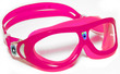 Seal Kid - Clear Lens - Trans Aqua Frame additional picture 1