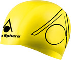 Swim Cap - Tri-Cap Silicone - Yellow