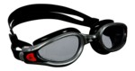 Kaiman EXO - Clear Lens - Silver Frame with Black and Orange Accents